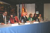 Valcárcel resalta la colaboración del Gobierno con las asociaciones de Enfermedades Raras para avanzar en la investigación