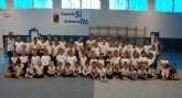 La gimnasia rítmica arranca su temporada 2011-12 en Las Torres de Cotillas