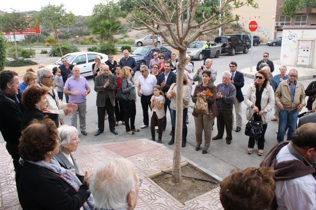 Nueva calle en Puerto de Mazarrón en homenaje a Ana Méndez España - 3, Foto 3