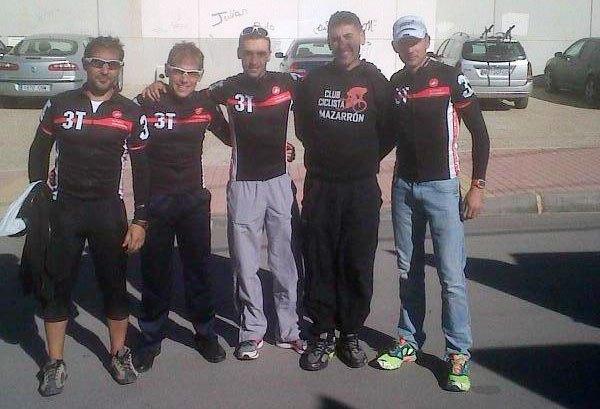 Ciclistas mazarroneros participaron en la 7ª marcha mtb integral de la Cabra - 1, Foto 1