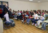 Más de 200 estudiantes participan en el proyecto Experiencias Paralímpicas