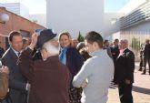 Los vecinos de Aljucer tendrán una mejor asistencia sanitaria con la apertura del nuevo centro de salud
