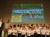 El pasado viernes día 26 de Octubre tuvo lugar en el Cine de Verano el acto de presentación del Archena Fútbol Club