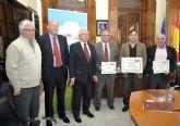 La Facultad de Filosofía recibe el premio del concurso de ahorro y eficiencia energética de la Universidad