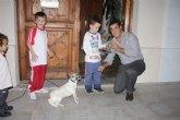 Éxito de participación en las primeras jornadas de sensibilización canina