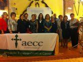 La Asociación Española Contra el Cáncer de Beniaján celebra su comida benéfica