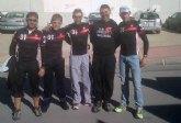 Ciclistas mazarroneros participaron en la 7ª marcha mtb integral de la Cabra