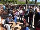 Éxito de público en el Mercadillo Artesano de La Santa celebrado el último fin de semana de octubre