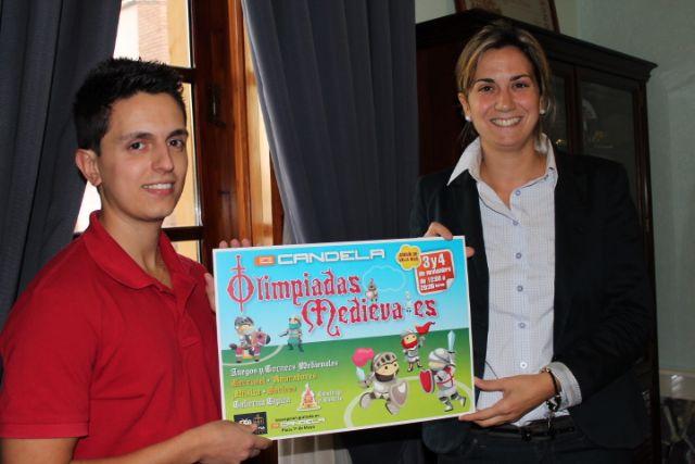La empresa Candela Ocio contribuirá al 550 Aniversario con la organización de unas olimpiadas medievales este fin de semana en el Jardín de Villa Rías - 1, Foto 1