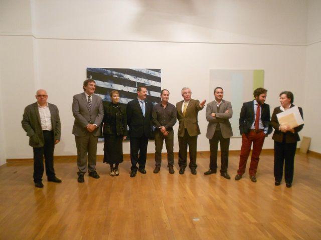 El Almudí acoge las obras del Premio de Pintura de Artes Plásticas de la Universidad de Murcia - 1, Foto 1