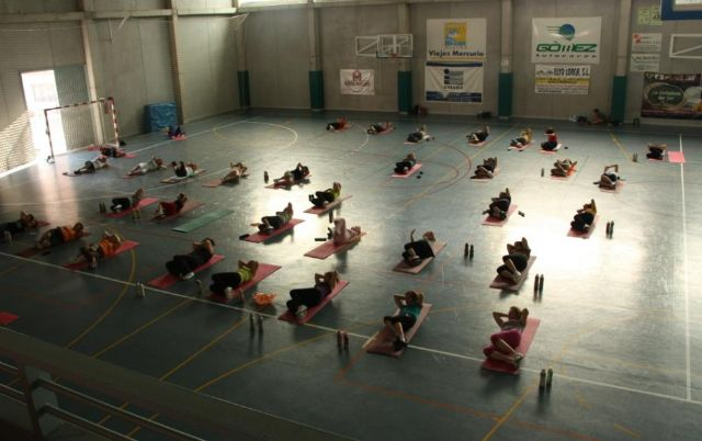 La Concejalía de Deportes oferta el programa de Gimnasia de Mantenimiento - 1, Foto 1