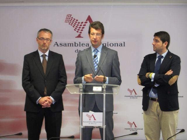 Juan Carlos Ruiz: El gobierno regional ha presentado los presupuestos posibles - 1, Foto 1