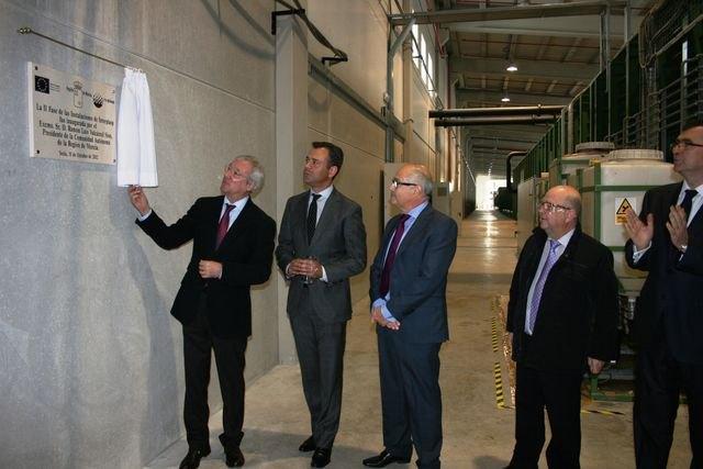 Valcárcel anima a los empresarios murcianos a invertir en investigación de nuevos productos y a lanzarse al mercado internacional - 1, Foto 1