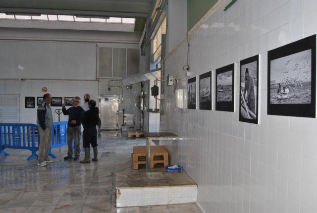 La exposición Pescadores se puede ver desde hoy en la Lonja de Pescado de Lo Pagán - 2, Foto 2