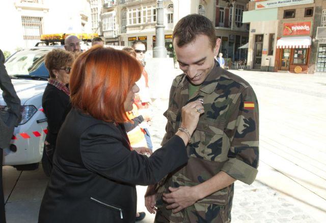 El Ayuntamiento participa en la cuestación de la Cruz Roja por el Día de la Banderita - 2, Foto 2