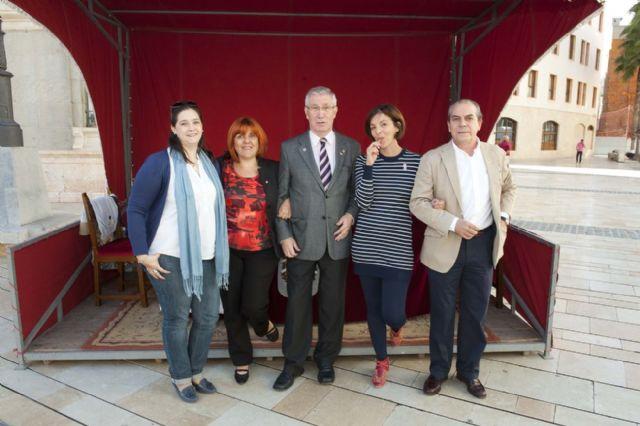 El Ayuntamiento participa en la cuestación de la Cruz Roja por el Día de la Banderita - 5, Foto 5