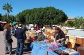 Cientos de alguaceños se acercan a la artesanía de la Región de Murcia