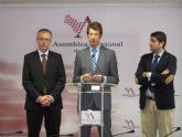 Juan Carlos Ruiz: 'El gobierno regional ha presentado los presupuestos posibles'