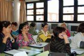 Un centenar de alguaceños se forman este curso 2012-2013 en la Educación para Adultos