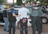 Detenido el presunto autor de la sustracci�n de armas, joyas y tel�fonos m�viles en una vivienda en Totana