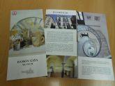 Turismo edita un folleto para dar a conocer el Museo Ramón Gaya