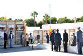 La AGA rinde homenaje a los Caídos en el cementerio de San Javier