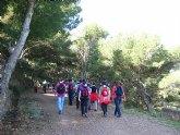 Unas rutas muestran el valor del patrimonio micol�gico y geol�gico del Parque Regional de Sierra Espuña