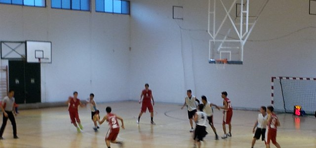 Club Baloncesto Totana 68-64 Bah�a Mazarr�n Basket, Foto 2