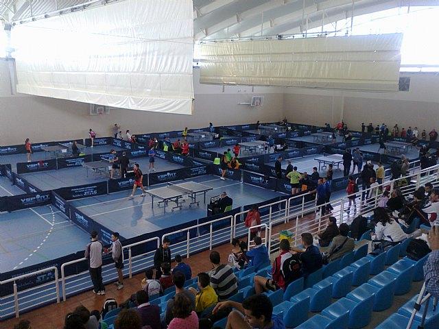 Tenis de mesa. Torneo zonal en Huetor Vega, Foto 4