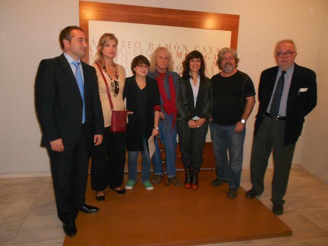 El Ramón Gaya inicia su ciclo Poetas en el Museo - 1, Foto 1