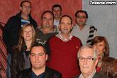 Nueva Junta Directiva del Ilustre Cabildo Superior de Procesiones de Totana