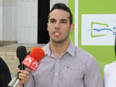 Andreo Muñoz (NNGG): Los PGE de 2013 suponen una apuesta firme por la juventud española