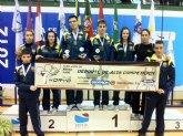 El Club Koryo ee Torre-Pacheco se hace con seis medallas de oro en el Open de Taekwondo de Portugal