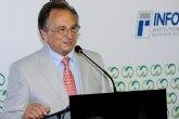 Tom�s Fuertes, nombrado presidente de honor de la Asociaci�n Murciana de la Empresa Familiar