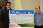 La concejalía de Deportes pone en marcha la I Liga Local de Fútbol 7