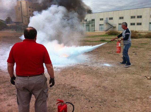 Contin�a el curso de Prevenci�n de Riesgos Laborales en el sector de la Agricultura, Foto 2