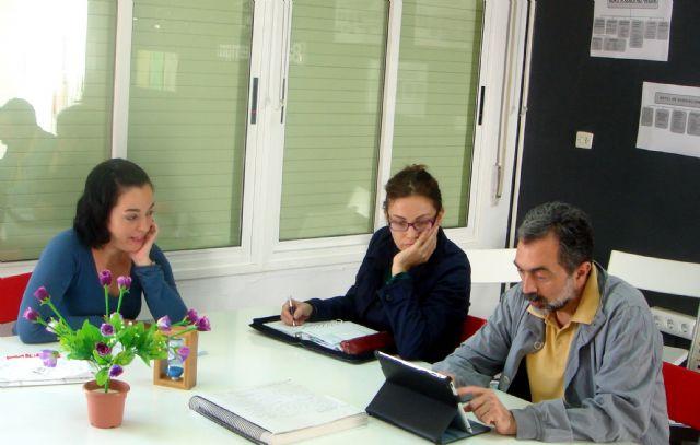El Banco del Tiempo de San Javier sigue suscitando el interés externo en el ámbito del voluntariado - 1, Foto 1