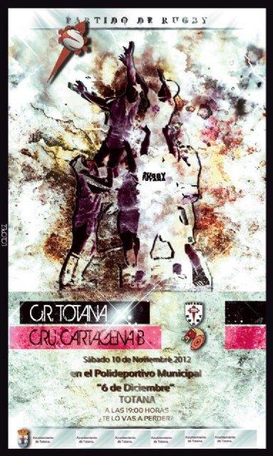 El Club de Rugby de Totana juega el s�bado 10 de noviembre su primer partido de liga en casa, Foto 2