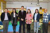 Por primera vez, Alhama cuenta en el colegio Sierra Espuña con un aula para niños que necesitan una educaci�n especial
