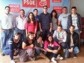 Juventudes Socialistas de Totana anima a los totaneros y totaneras a secundar la Huelga General del 14N