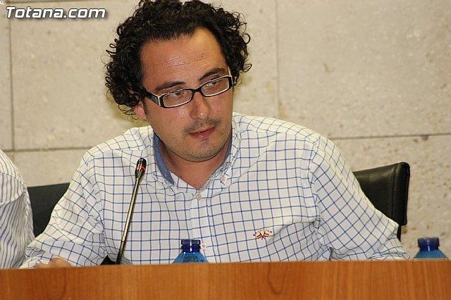 El PP presentar� una moci�n al pleno de noviembre, Foto 1