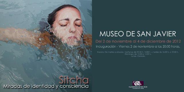 Sitcha explora el rostro femenino en su exposición  del museo de San Javier - 2, Foto 2