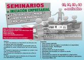El Ayuntamiento promueve la celebraci�n de seminarios informativos para posibles emprendedores o empresarios recientes