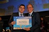 Unicef España premia el programa de prevención de drogodependencias de Torre Pacheco