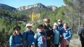 La asociación senderista 'Los Peregrinos' torreña se va al Castillo de la Asomada
