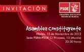 Un centenar de militantes refundarán en la Región la corriente Izquierda Socialista del PSOE
