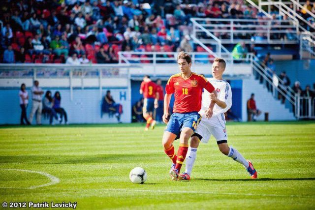 Un futbolista ilorcitano, internacional sub-17 con la Selección Española - 1, Foto 1