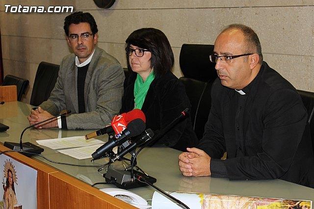 El programa religioso de las fiestas patronales de Santa Eulalia 2012 reunir� a dos hijos adoptivos, Foto 2