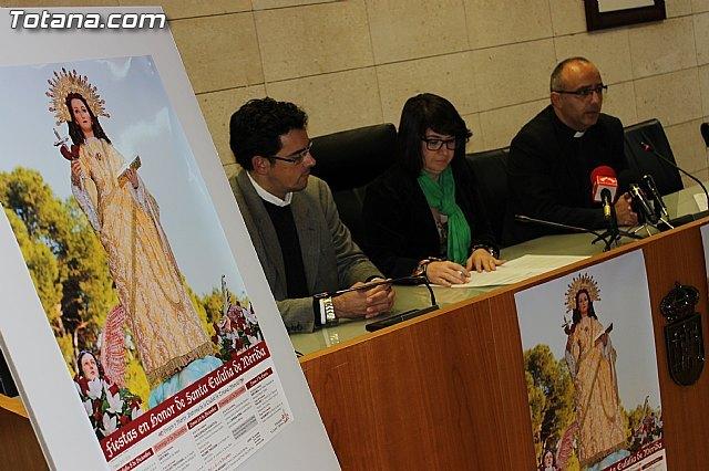 El programa religioso de las fiestas patronales de Santa Eulalia 2012 reunir� a dos hijos adoptivos, Foto 3