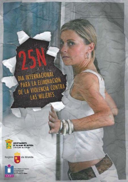 Una serie de actos conmemoran el Día Internacional para la Eliminación de la Violencia contra las Mujers, Foto 1